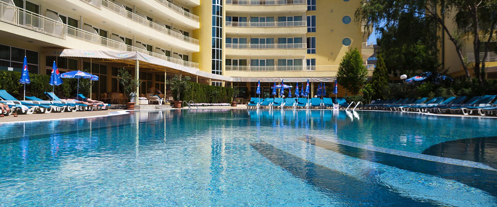 All inclusive Premium în Sunny Beach, Wela Hotel