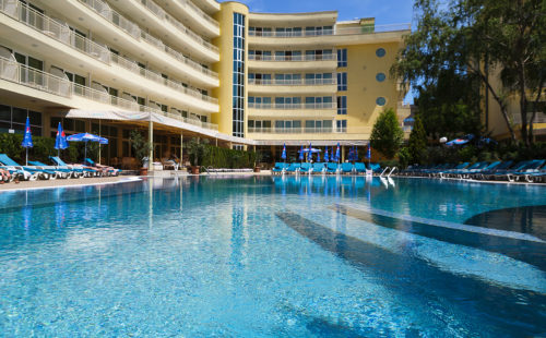 All inclusive Premium în Sunny Beach, Wela Hotel