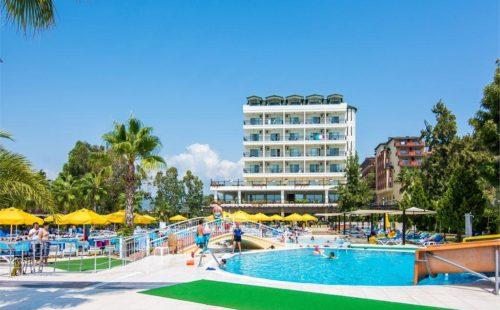 Odihnă în Turcia 2020, Perre Delta Resort & Spa