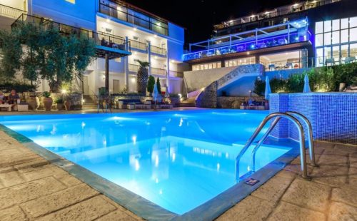 Super-preț în Grecia, Halkidiki, Kriopigi Hotel