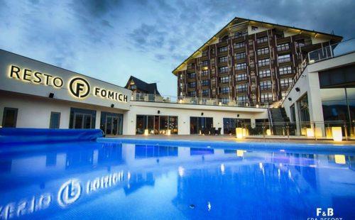 Prețuri la SPA Resort din Park Hotel Fomich