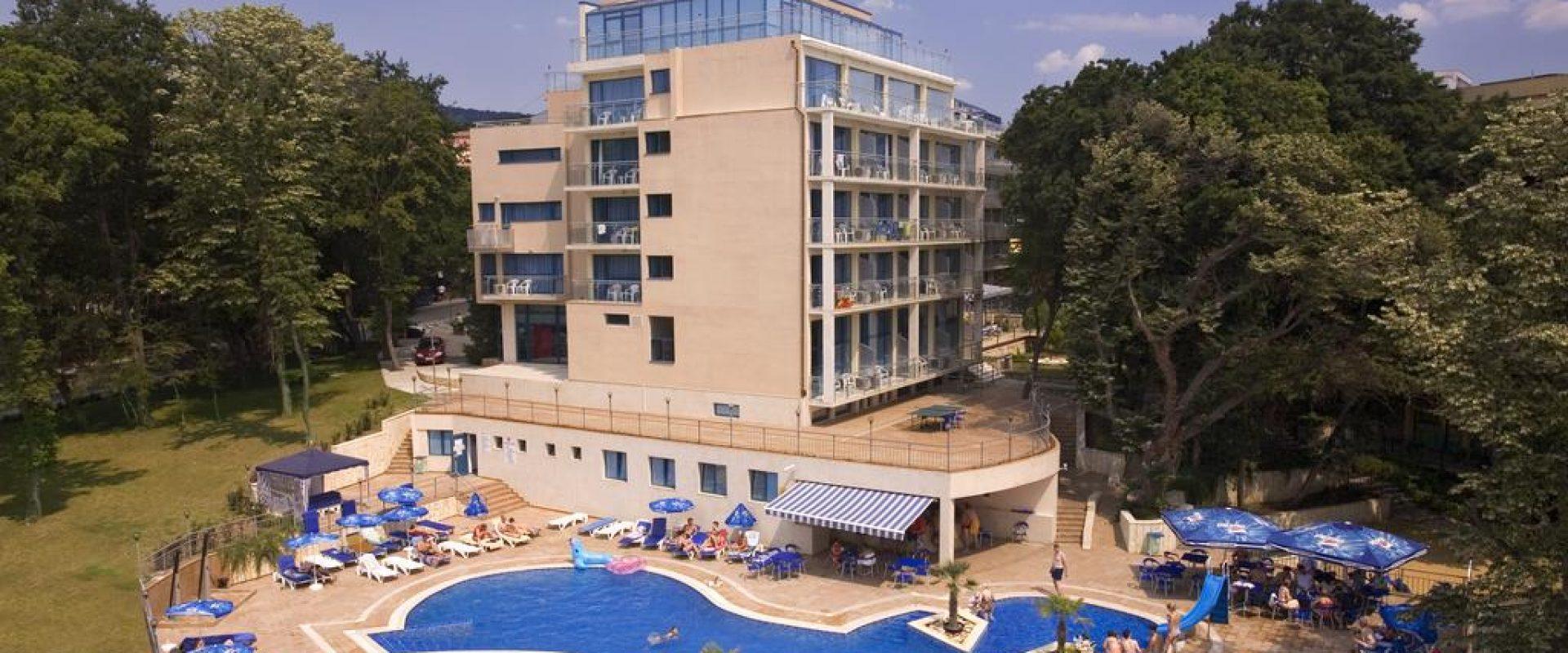 Odihnă în Bulgaria 2020, Golden Sands, Hotel Holiday Park