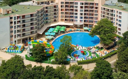 All inclusive Bulgaria, Golden Sands, Prestige Hotel and Aquapark