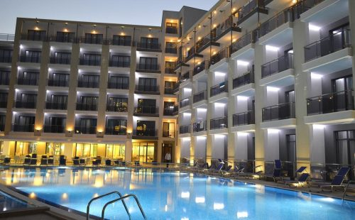 All inclusive Bulgaria 2020, Golden Sands, Hotel Arena Mar 4*