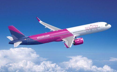Wizz Air lansează 3 curse noi începând cu 15 iulie 2020