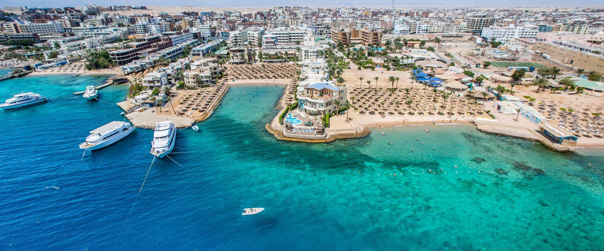 Hurghada. Zbor direct din Chișinău